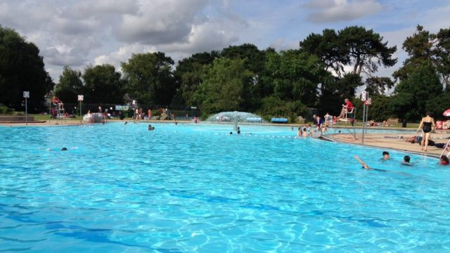 Hinksey Outdoor Pool ready for cool reopening