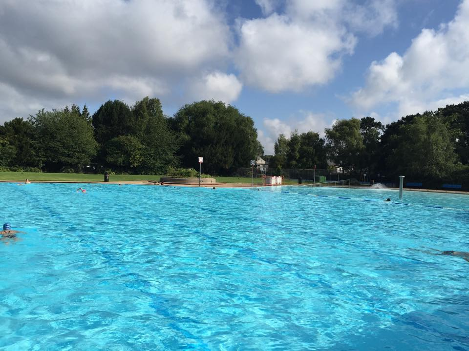 Hinksey Heated Outdoor Pool, Oxford - Gallery Image 01