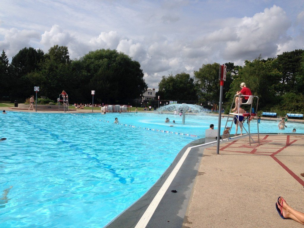 Hinksey Heated Outdoor Pool, Oxford - Gallery Image 03