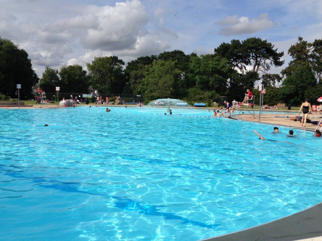 Hinksey Heated Outdoor Pool, Oxford - Gallery Image 05
