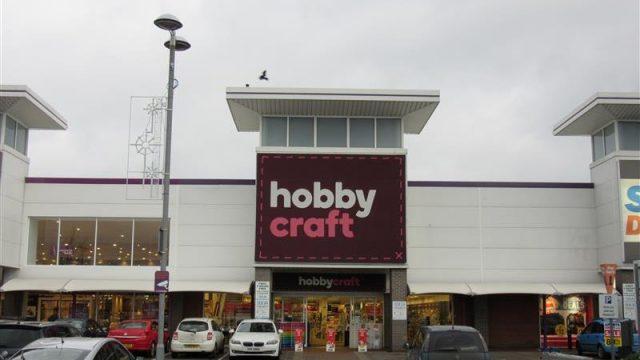 Hobbycraft Aylesbury