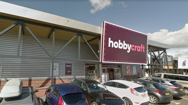 Hobbycraft Store in Banbury
