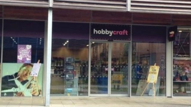 Hobbycraft Bicester