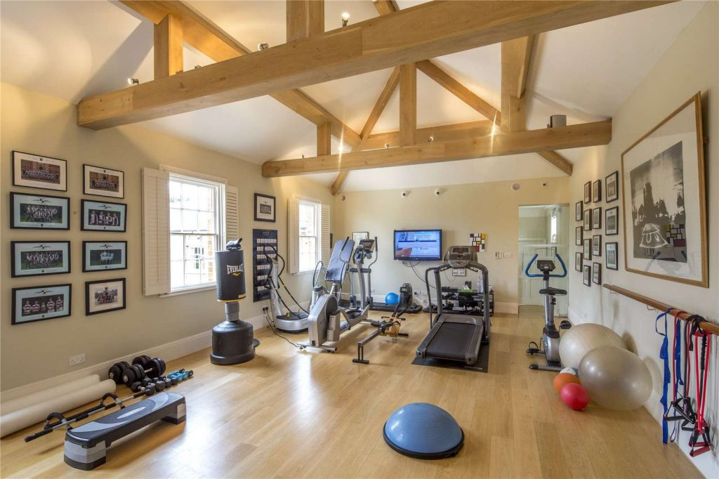 Holmwood Country House, Binefield Heath, Henley-on-Thames, Oxfordshire - Gym