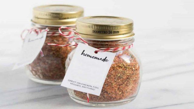Homemade Spice Parisienne Recipe