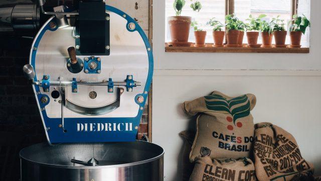 Horsebox Coffee Co., Wallingford, Oxfordshire