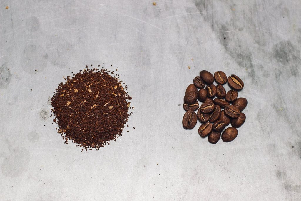 How to brew the perfect cup of pour-over coffee - Step 01
