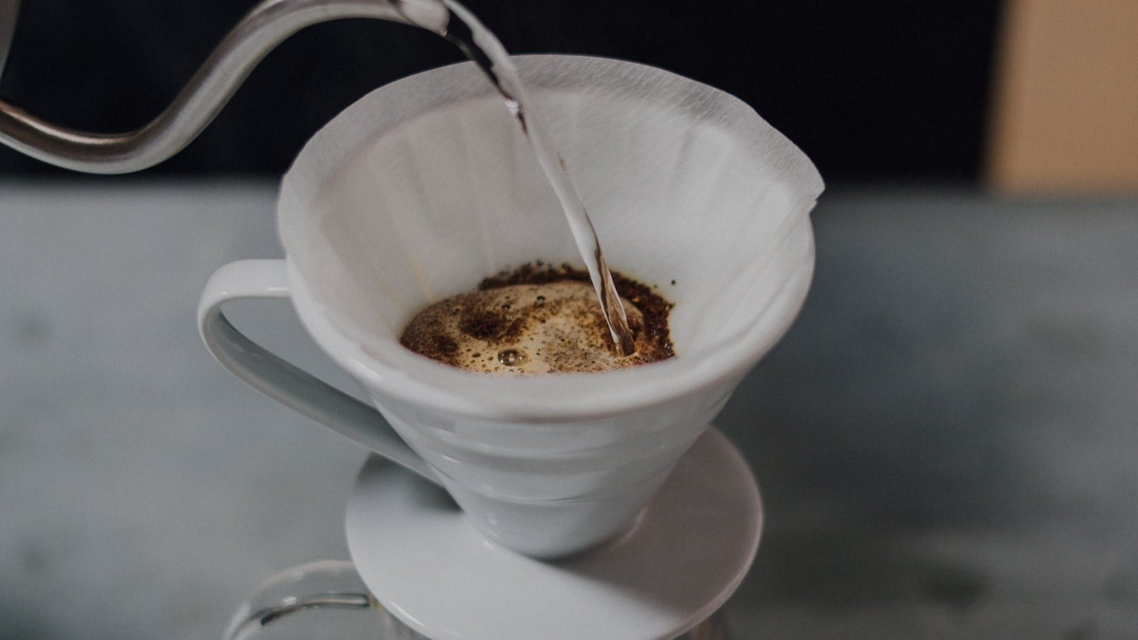 How to brew the perfect cup of pour-over coffee