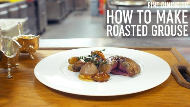 How To Cook Grouse With James Durrant