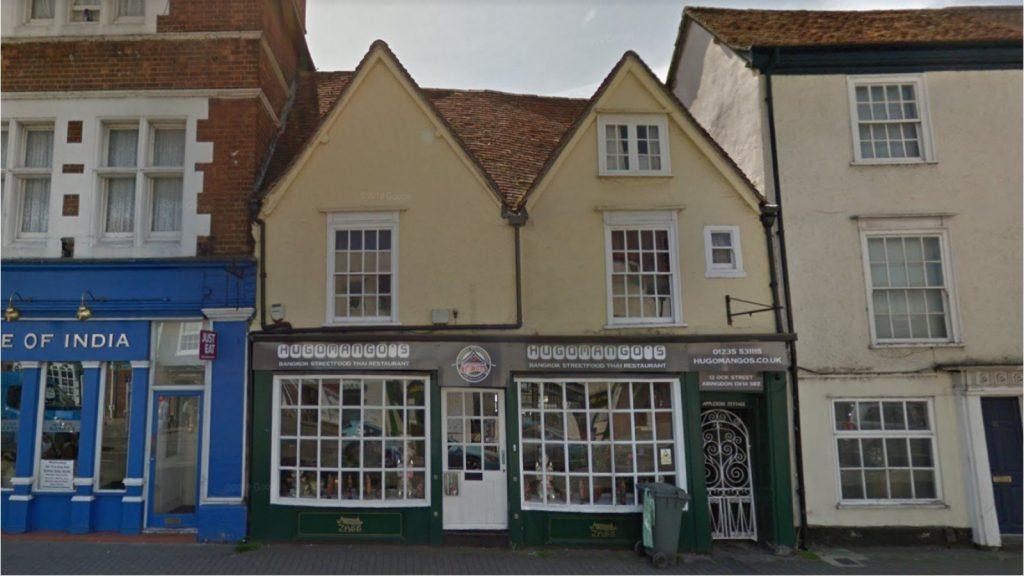 Hugomango's Thai, Abingdon, Oxfordshire