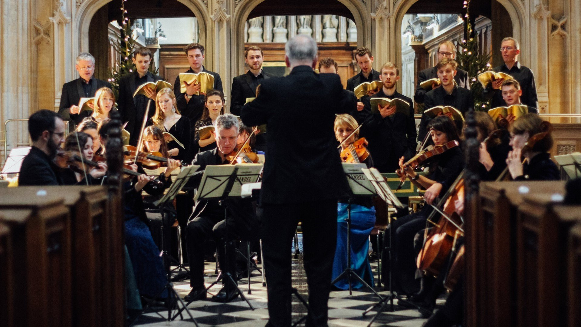 Handel: Messiah at University Church of St Mary the Virgin. Classical music events in Oxford and Oxfordshire