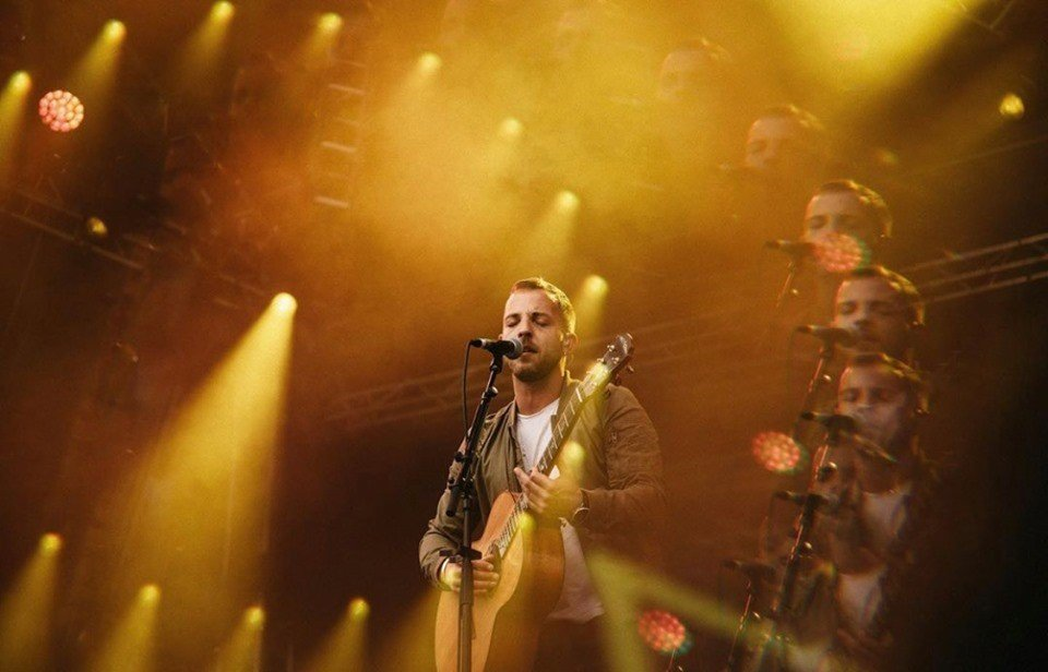 James Morrison Plus Support at New Theatre, Oxford