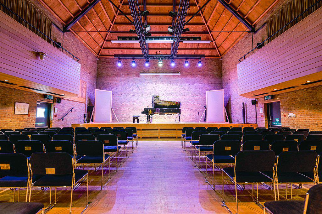 The Jacqueline du Pré JdP Music Building Interior Stage