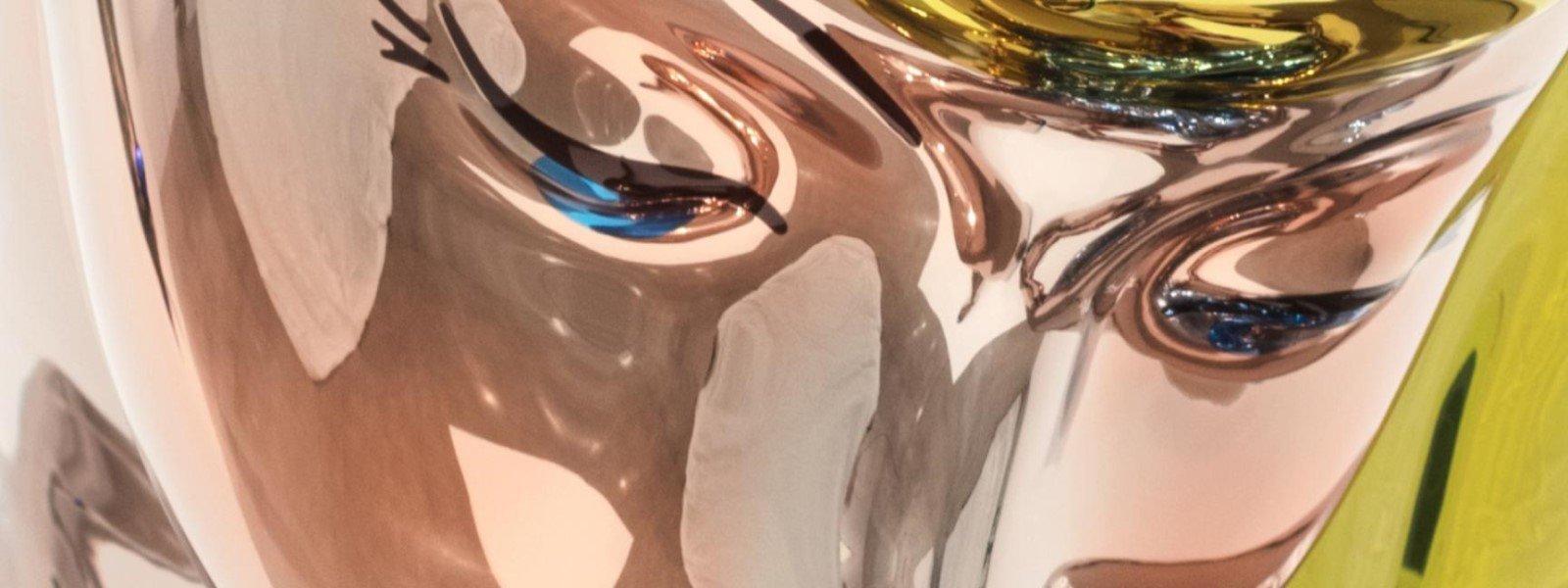 Jeff Koons Exhibition at the Ashmolean Oxford