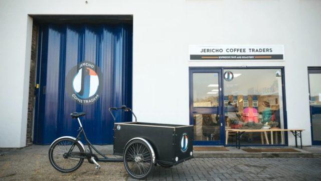 Jericho Coffee Traders Roastery, Oxford