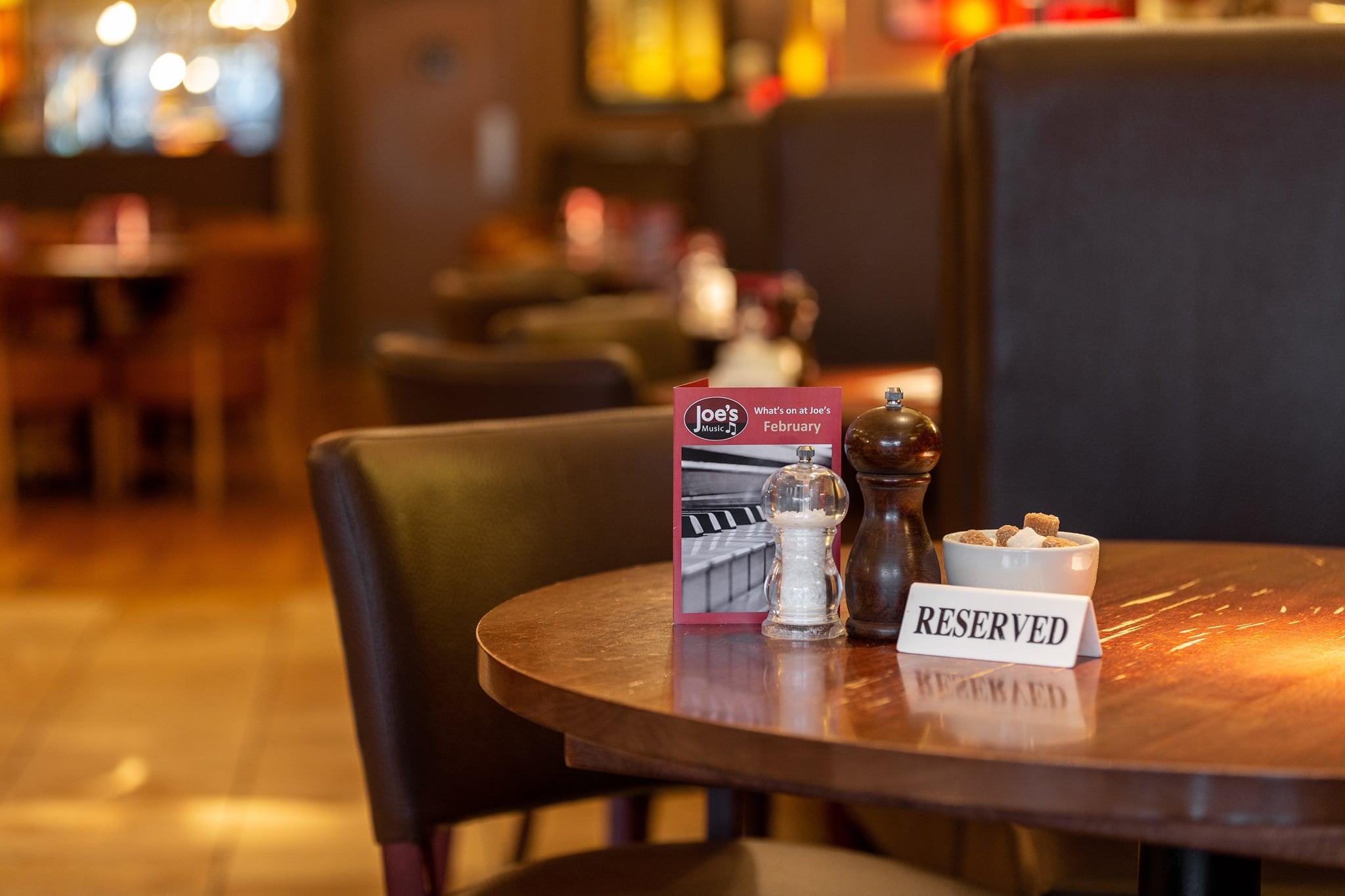 Joe's Bar & Grill, Summertown, Oxford - Gallery Image 05