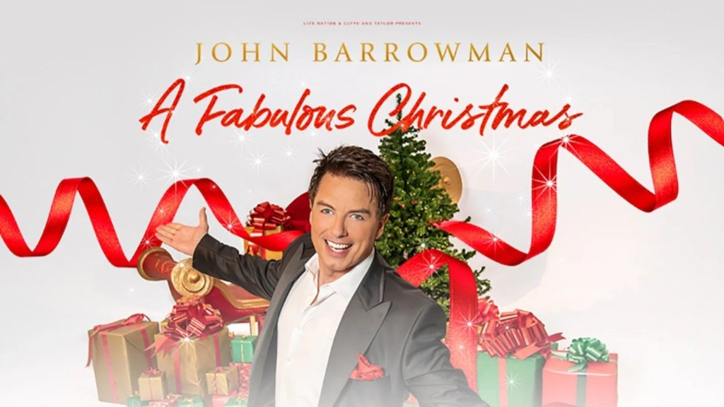 John Barrowman - A Fabulous Christmas Live at New Theatre, Oxford