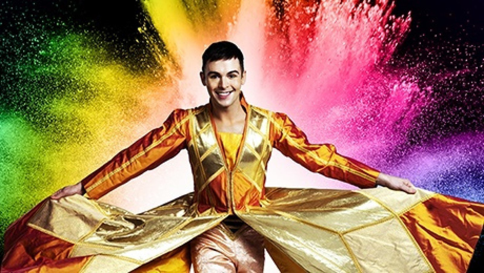 Joseph and the Amazing Technicolor Dreamcoat at New Theatre Oxford