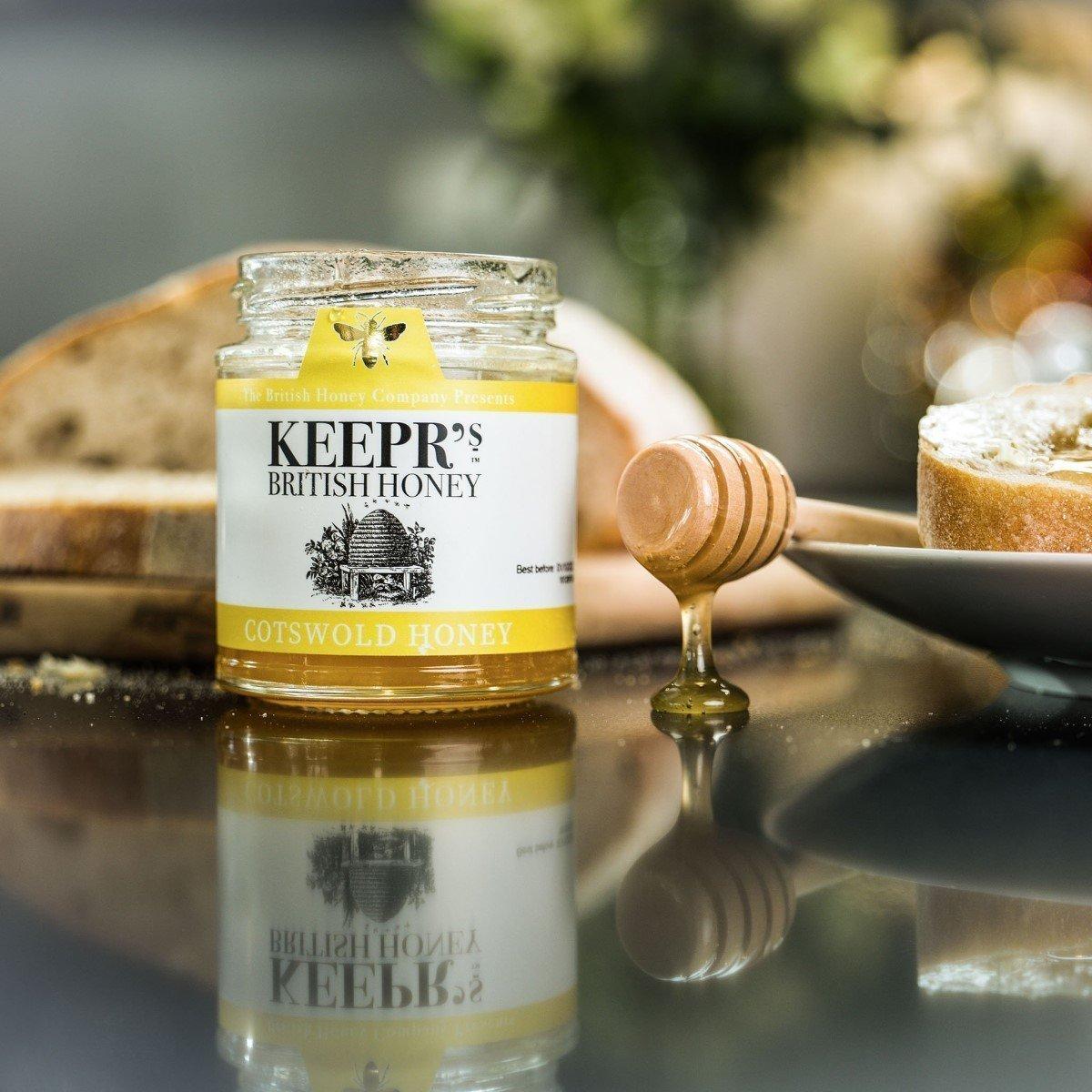 Keeprs British Honey