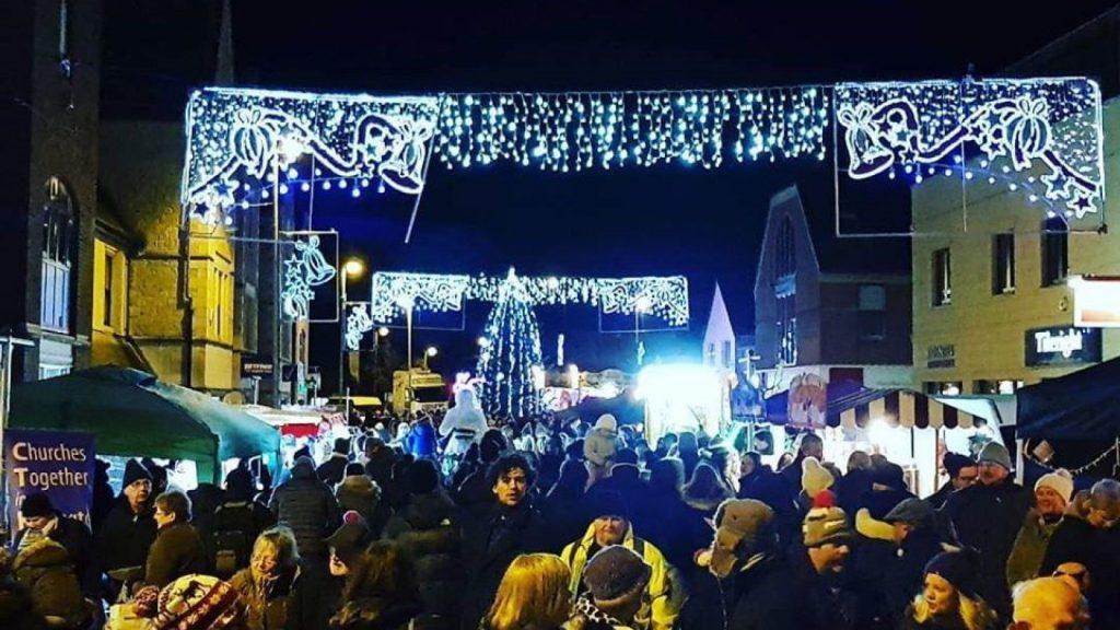 Kidlington Christmas Lights Switch-on