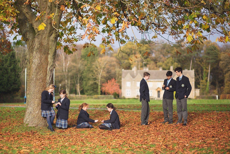 Kingham Hill School, Chipping Norton, Oxfordshire