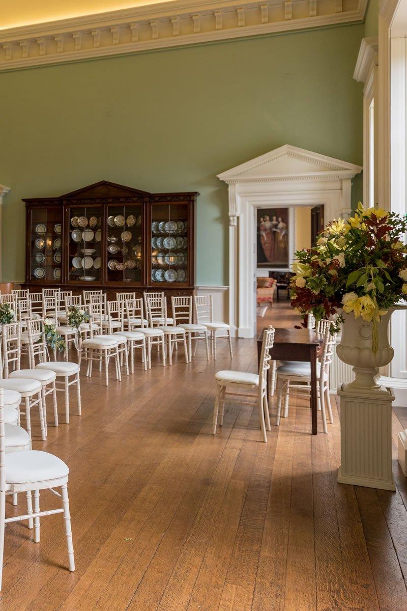 Kirtlington Park Wedding Venue in Oxfordshire Gallery 01