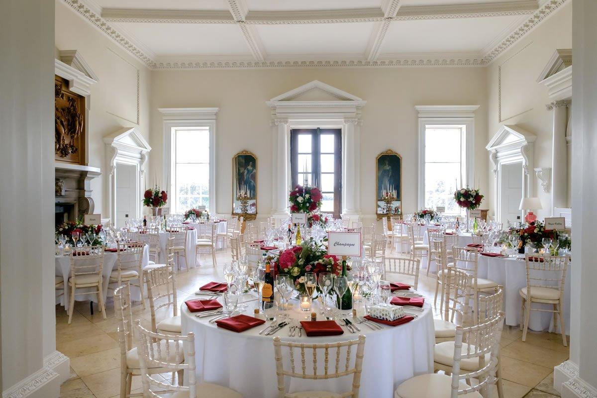 Kirtlington Park Wedding Venue in Oxfordshire Gallery 06