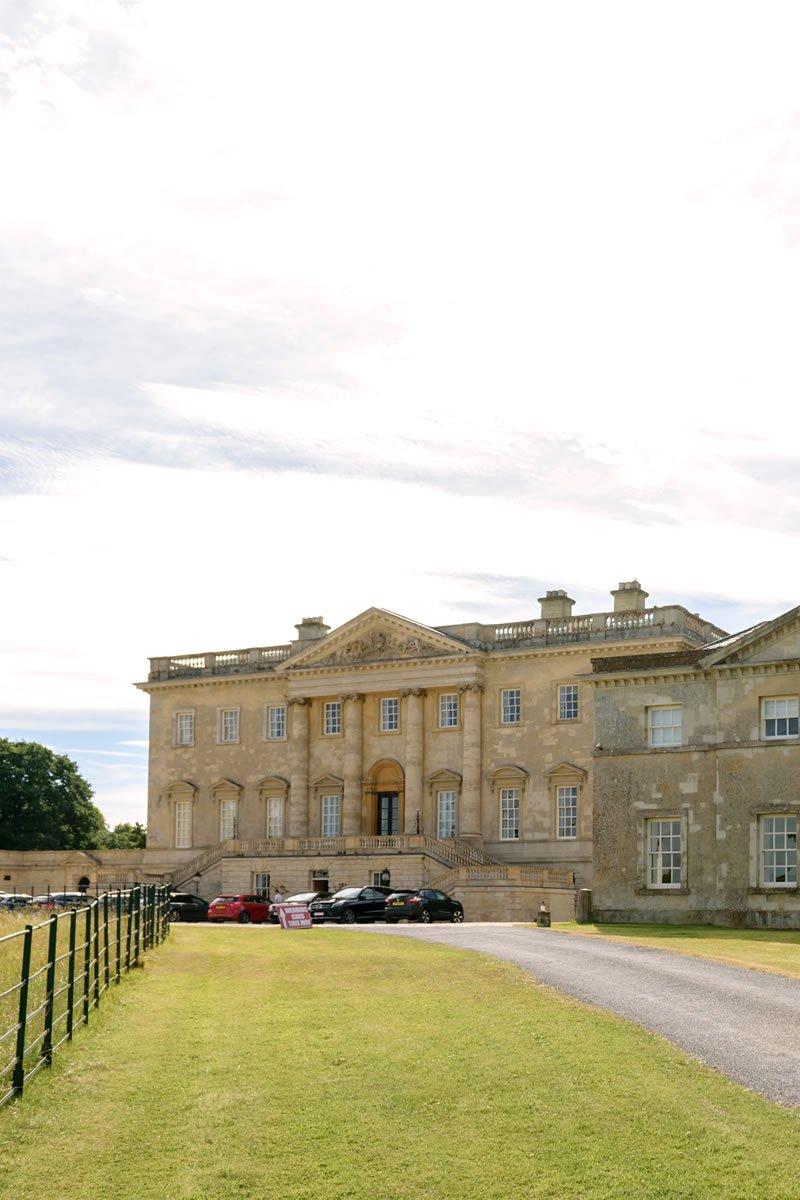Kirtlington Park Wedding Venue in Oxfordshire Gallery 14