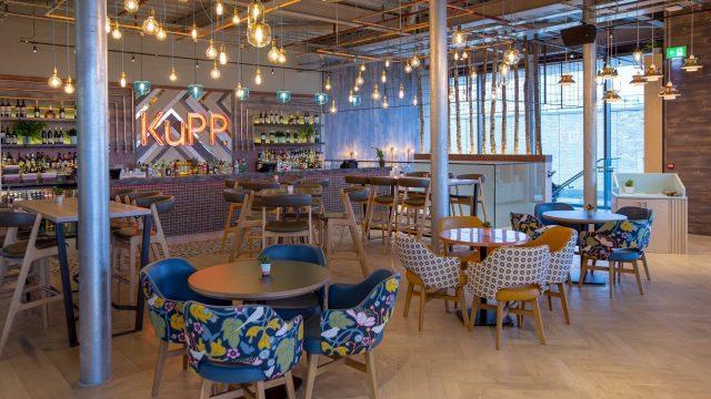 Kupp, Oxford Scandinavian-style Restaurant