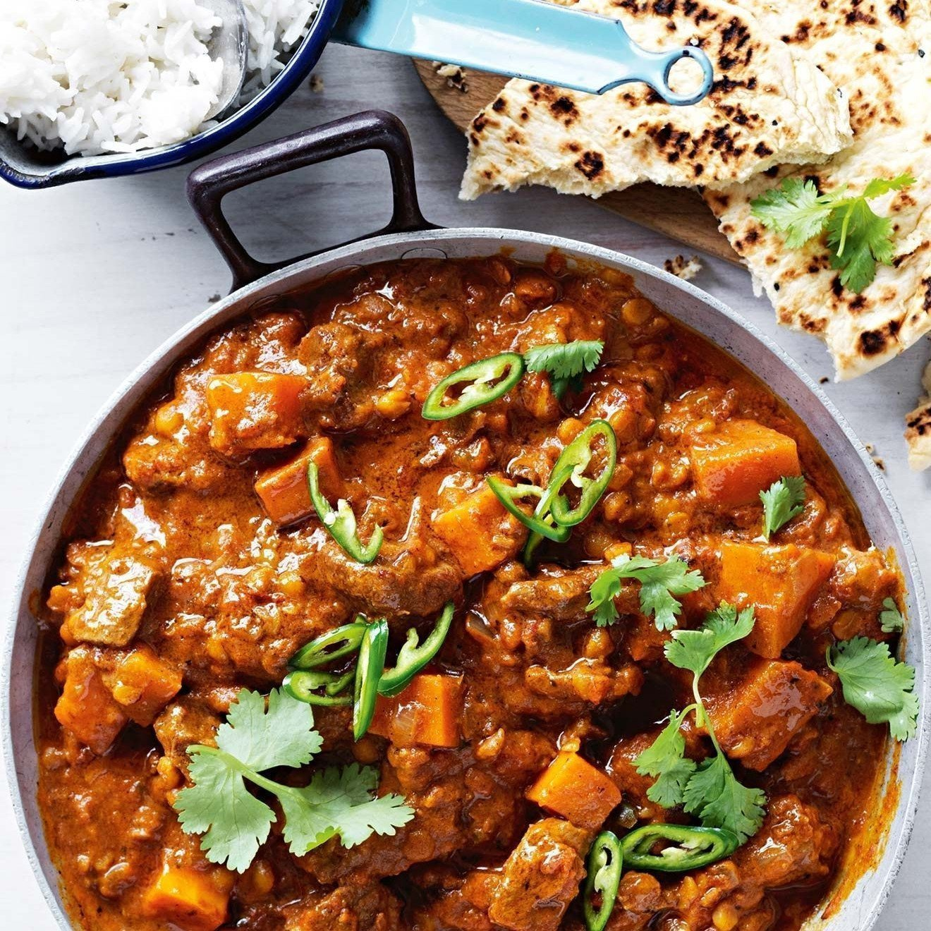 Lamb & Pumpkin Curry Recipe
