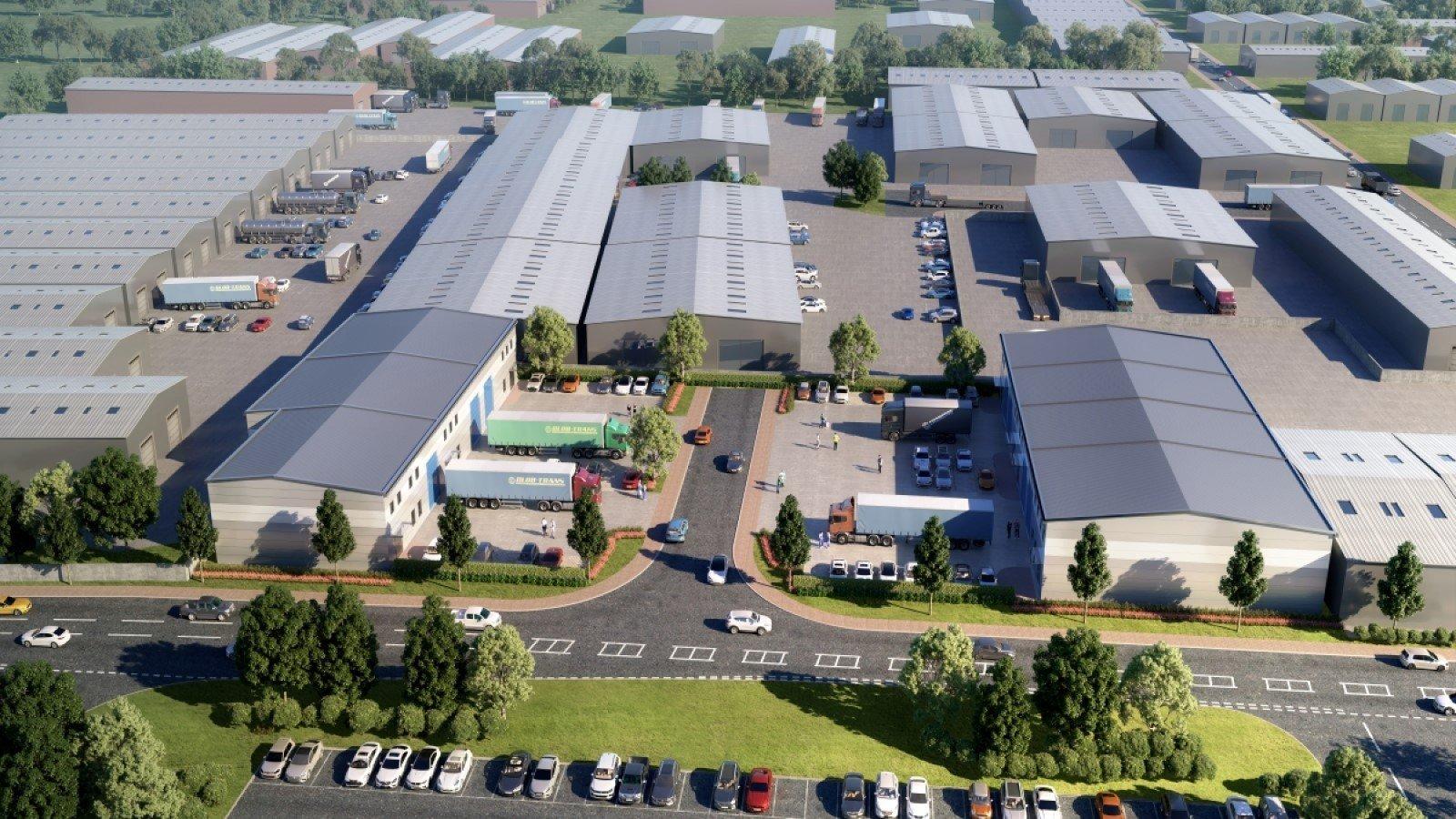 Work to start on new trade development - Launton Trade Park - in Bicester