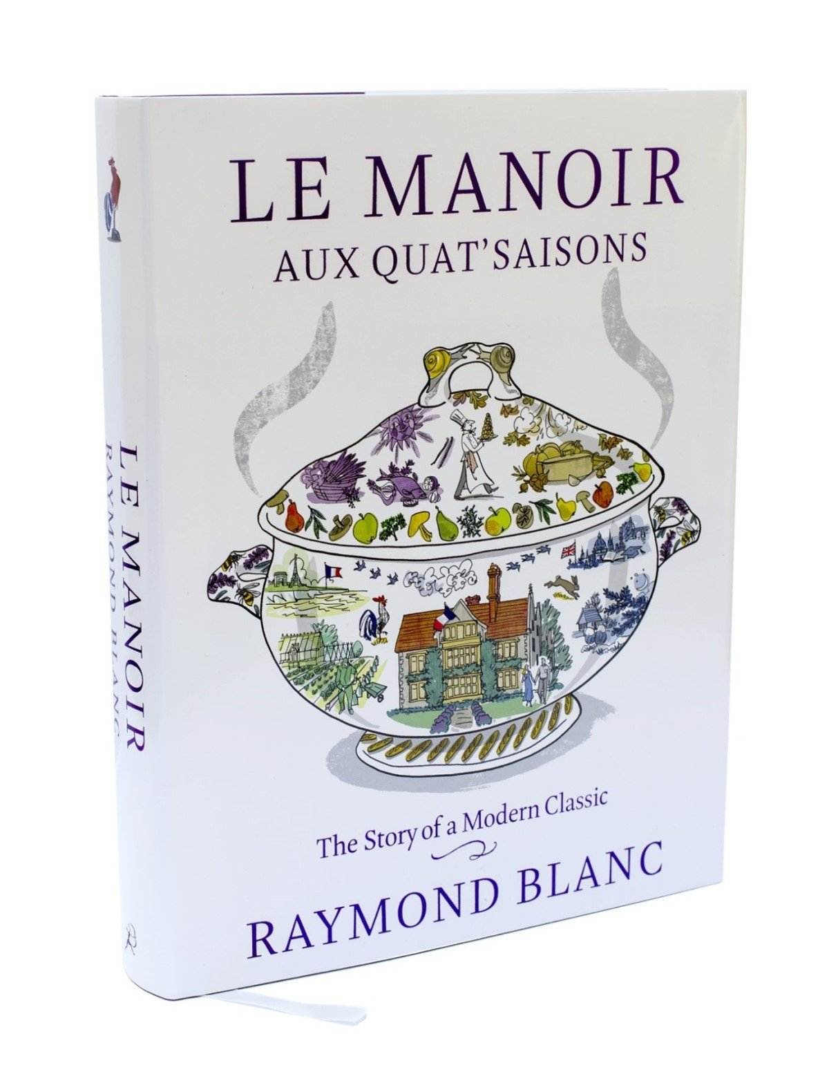 Le Manoir aux Quat'Saisons Cookbook