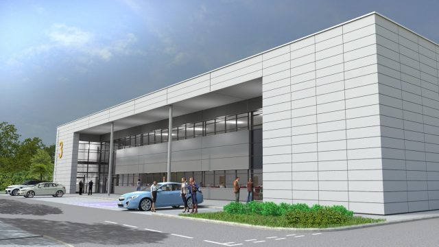 Leading life science company signs pre-let for R&D facility at Oxford Technology Park