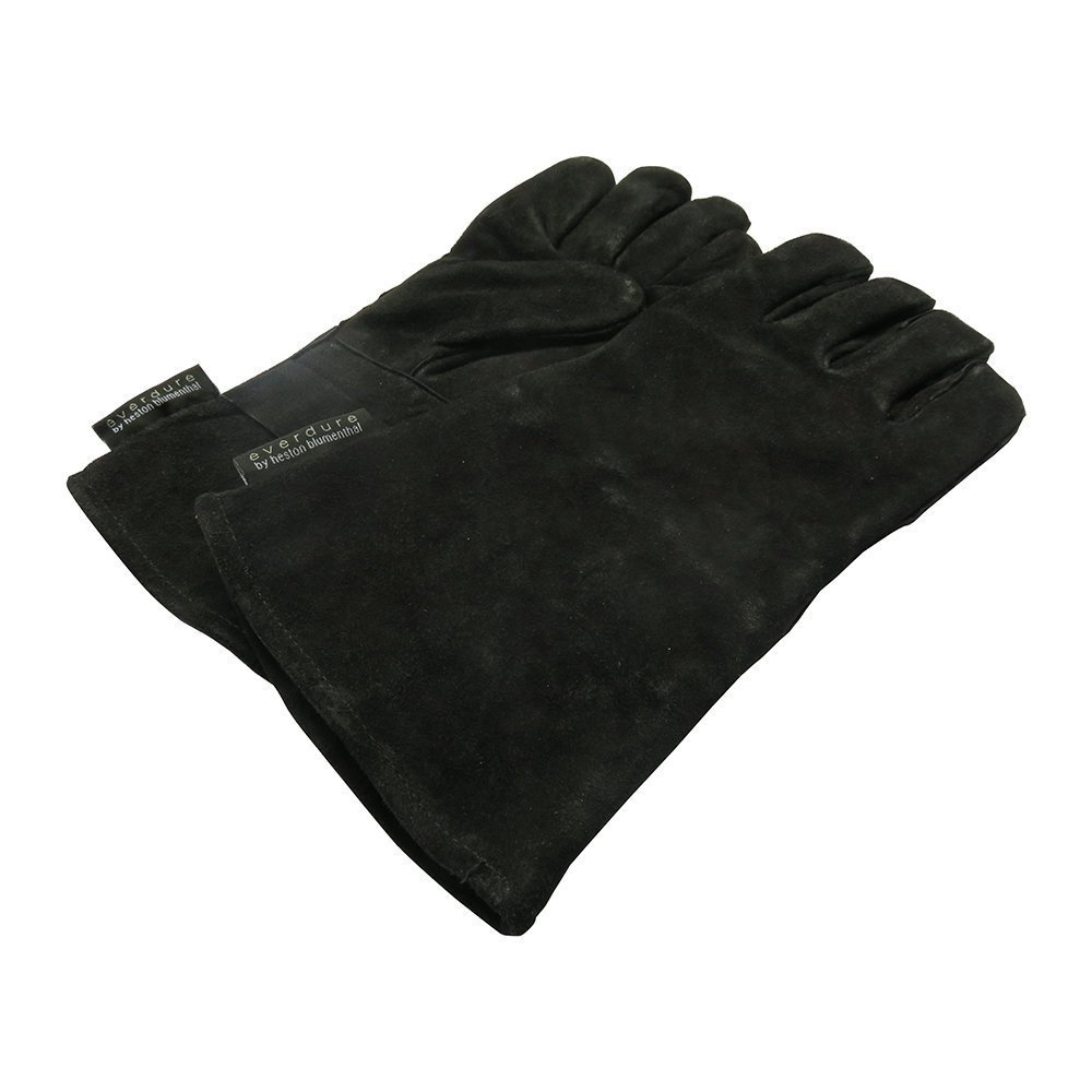 Father's Day Luxury Gift Ideas: Leather Gloves from Everdure by Heston Blumenthal