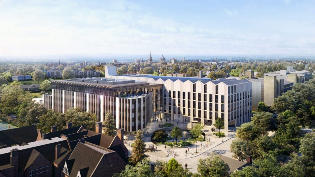 Legal & General to fund Oxford University's £200m Life and Mind sciences building