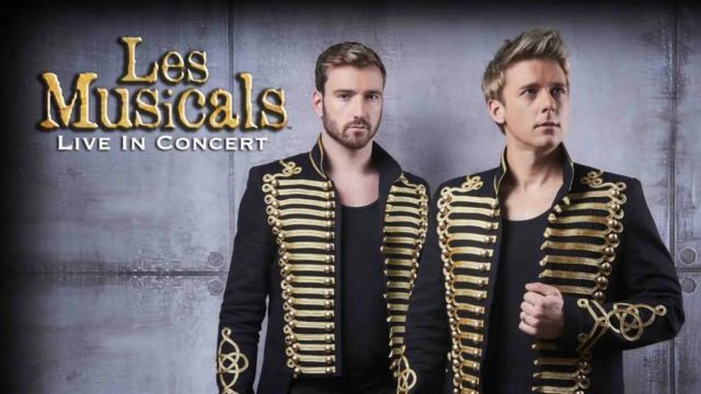 Les Musicals Live Concert Tour at New Theatre, Oxford