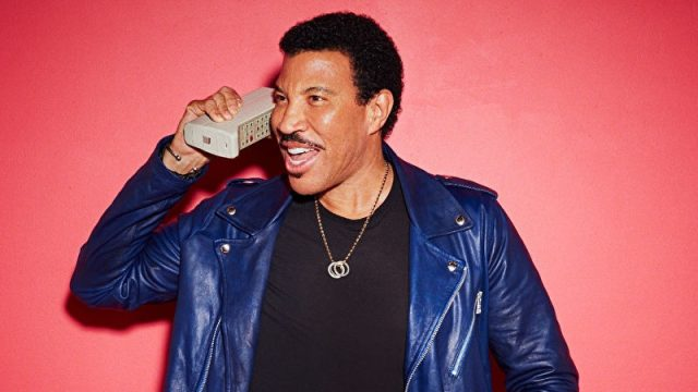 Lionel Richie announced as first artist for Nocturne Live 2020