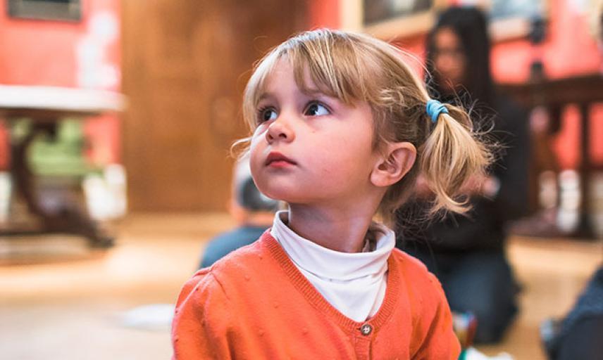 Little Ashmoles at The Ashmolean Museum