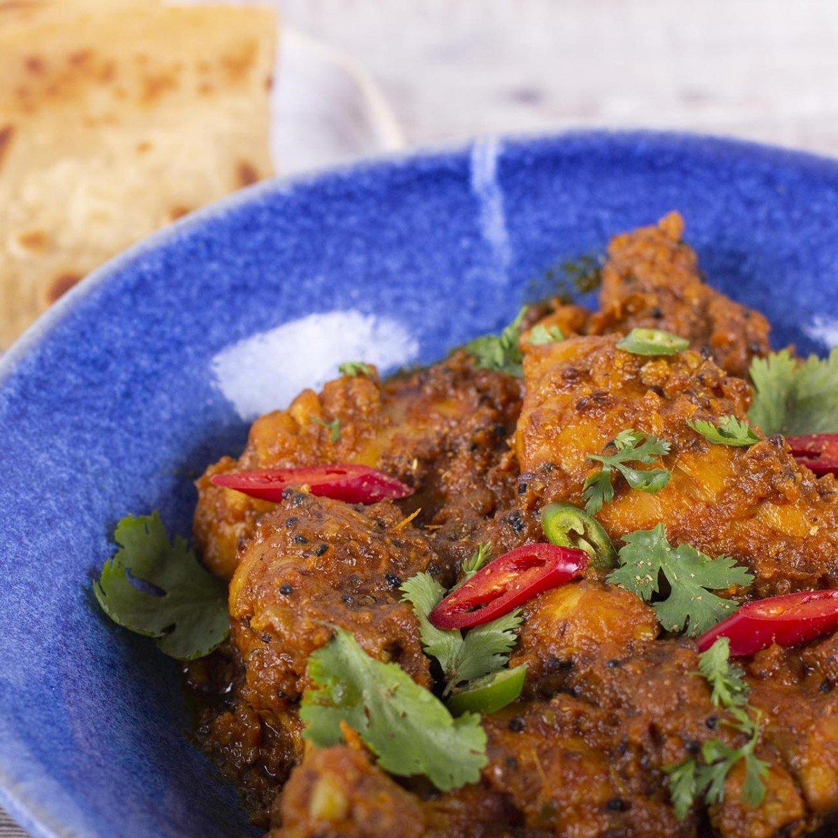 Lorna's Chicken Curry Recipe