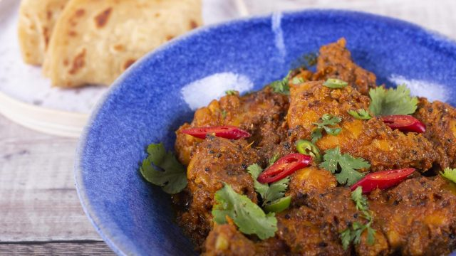 Lorna's Chicken Curry Recipe