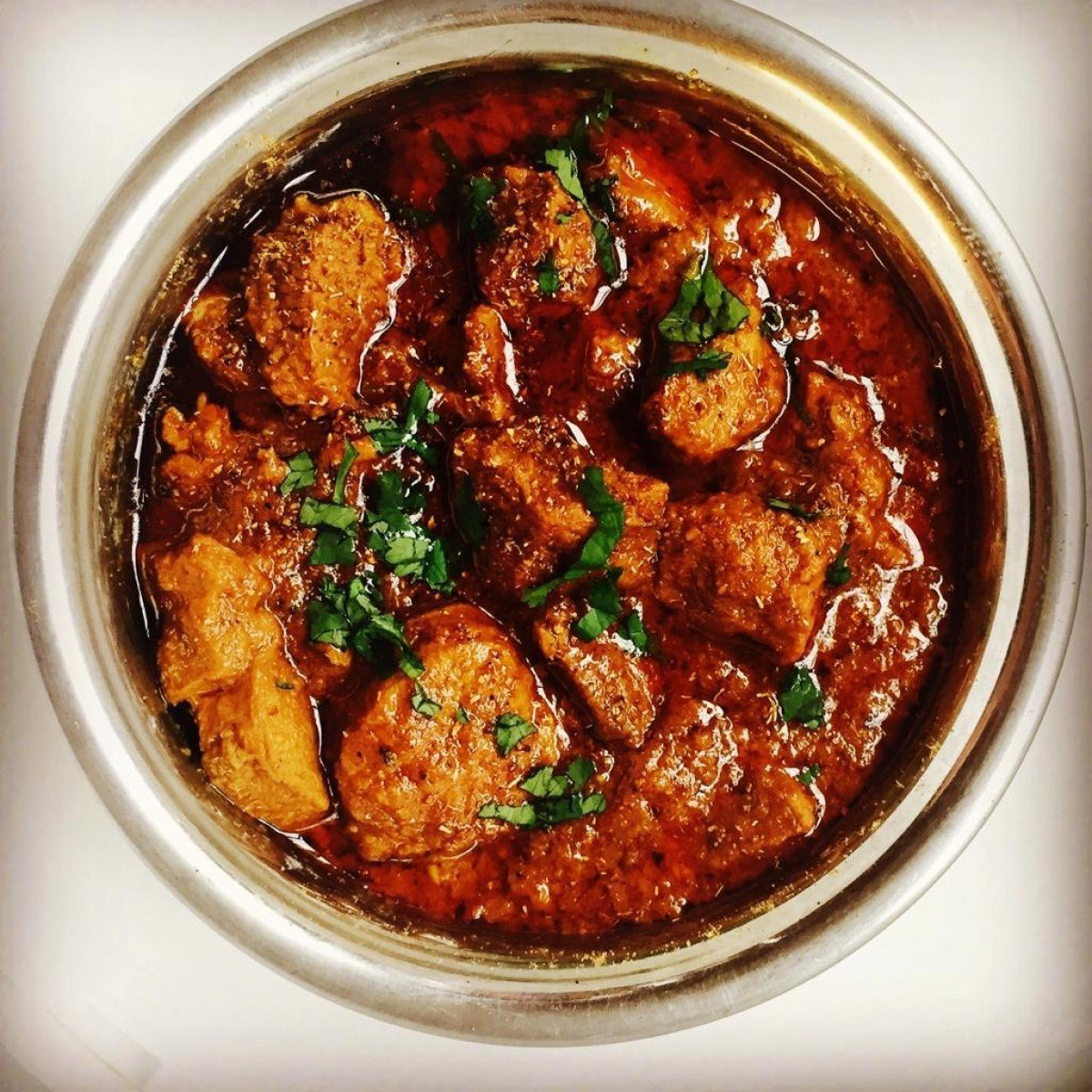 Lorna's Lamb Curry Recipe