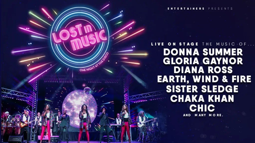 Lost In Music - One Night at the Disco at New Theatre Oxford