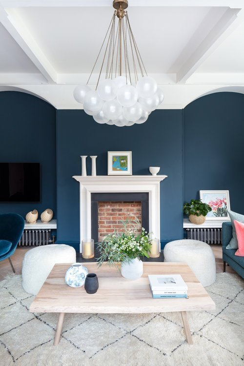 The Old Rectory Oxfordshire by Louise Holt Interior Design 20