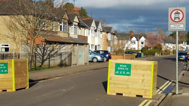 Have your say on the proposed new low traffic neighbourhoods for Oxford