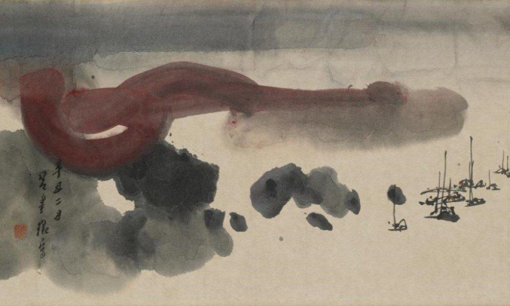 Lui Shou-Kwan Centenary Exhibition at The Ashmolean Oxford