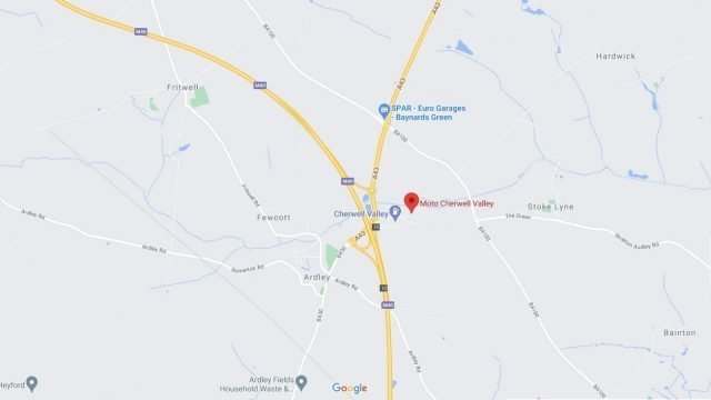 Funding agreement signed to deliver M40 roundabout improvements