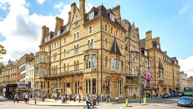 AJ Capital Partners Acquires Oxford's Macdonald Randolph Hotel