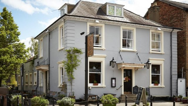 Magdalen Arms Restaurant, Iffley Road, Oxford