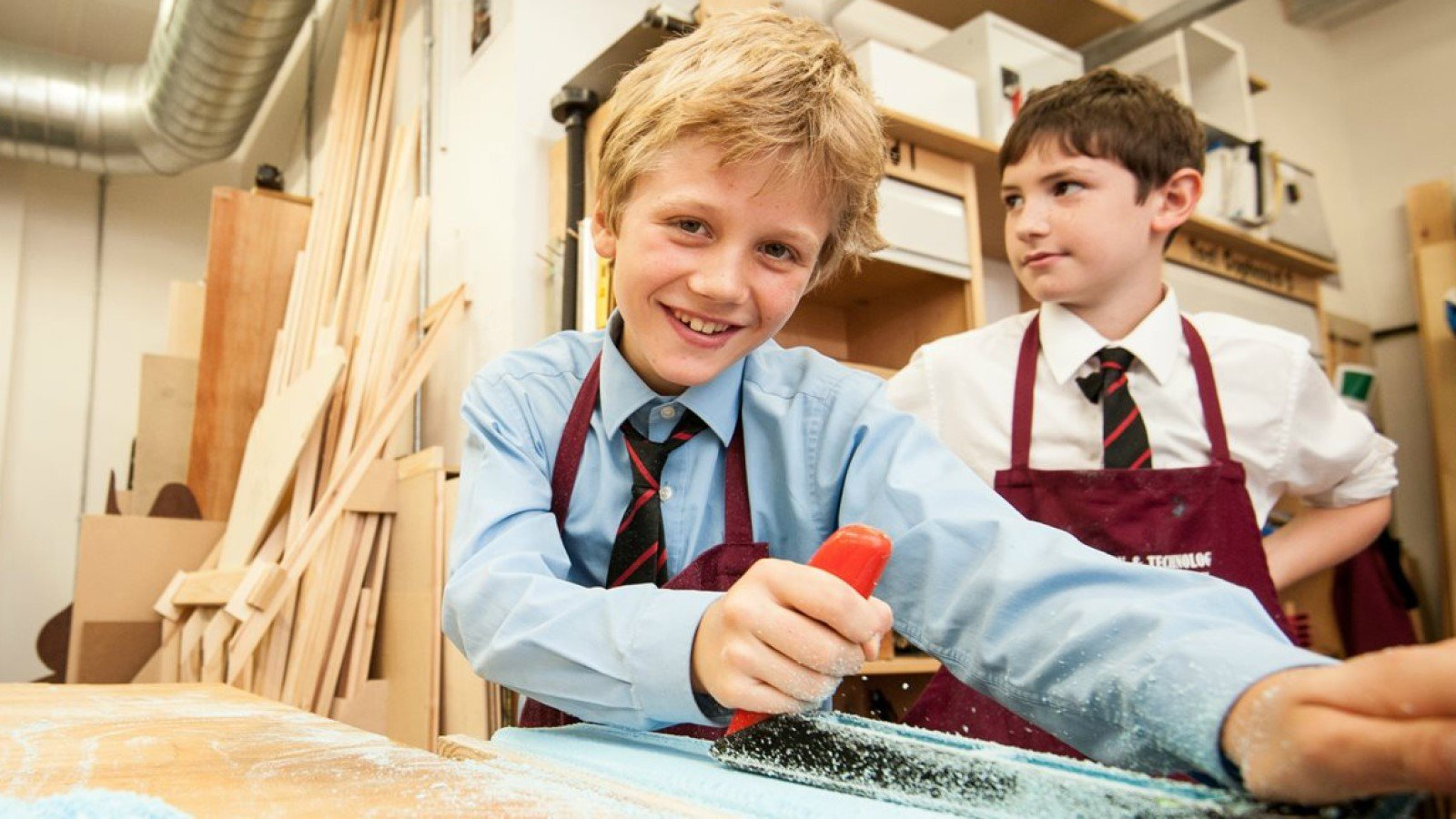 Magdalen College School: Junior School Open Mornings
