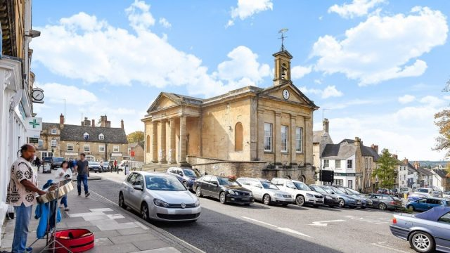 Market Place, Chipping Norton, Oxfordshire